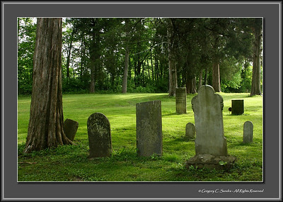 Here's one image from the Mercer Cemetery gallery.  Gallery #1 from the rural cemetery series.