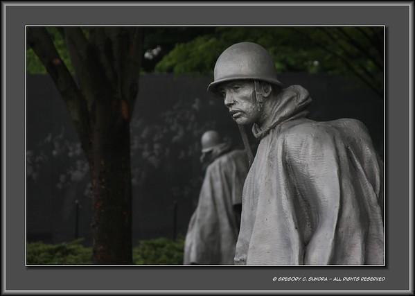Korean War Veterans Memorial I